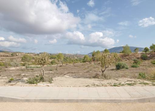 Plot of Land - Resale - Moraira - Sabatera