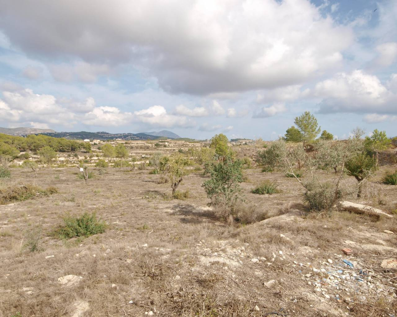 Resale - Plot of Land - Moraira - Sabatera