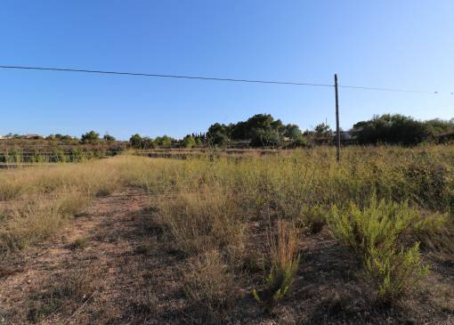 Plot of Land - Resale - Benissa - Rural