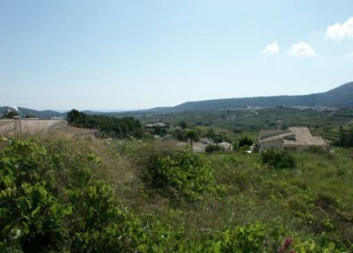 Plot of Land - Resale - Benitachell - Los Molinos