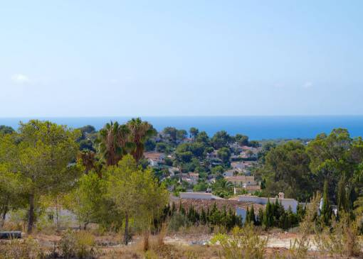 Plot of Land - Resale - Moraira - La Camarrocha