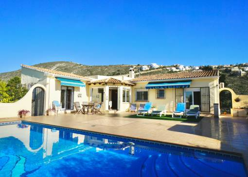 Villa - Resale - Moraira - Golden Valley