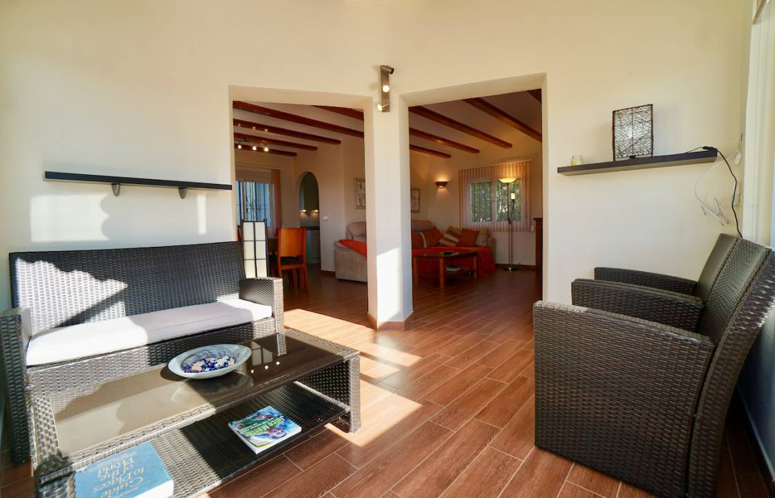 Resale - Villa - Moraira - Golden Valley