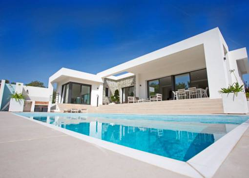 Villa - New Build - Moraira - Pinar de L'Adovcat