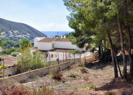 Plot of Land - Resale - Moraira - El Portet