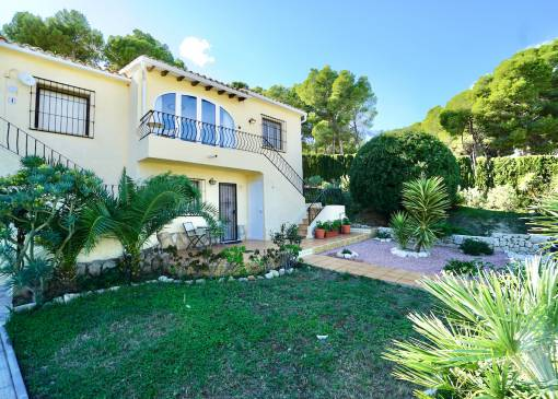 Townhouse - Resale - Moraira - Moraira