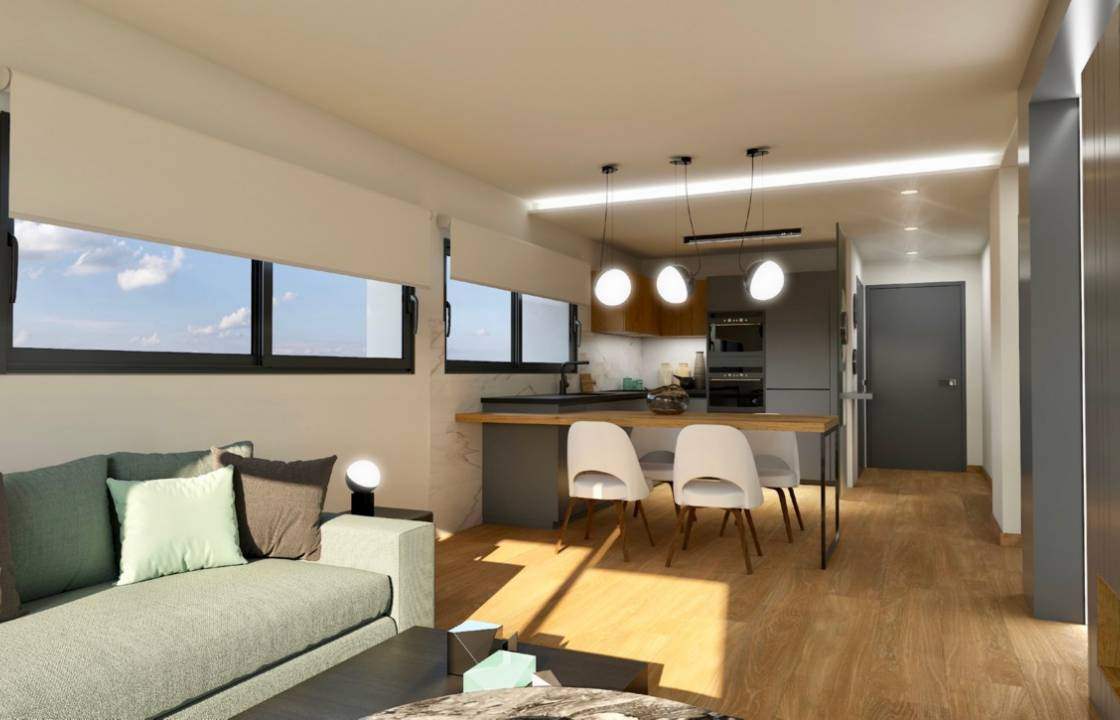 New Build - Apartment - Benitachell - La Cumbre del Sol