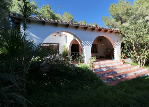 Villa - Resale - Moraira - Center