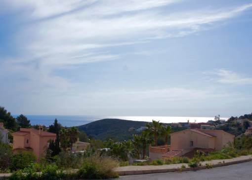 Plot of Land - Resale - Benitachell - Cumbre del Sol
