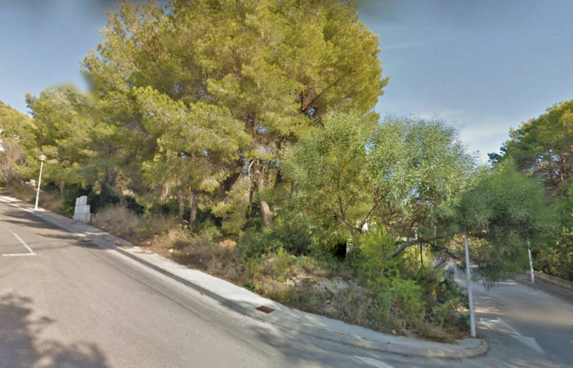 Resale - Plot of Land - Javea