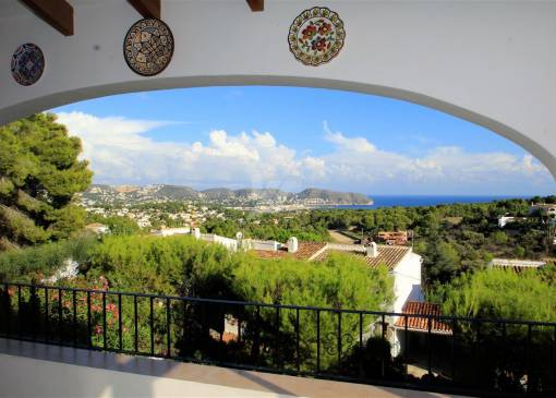 Bungalow - Resale - Moraira - Fanadix