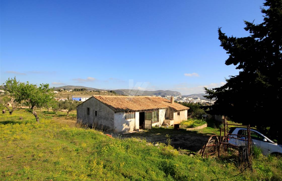 Resale - Country House / Finca - Benissa