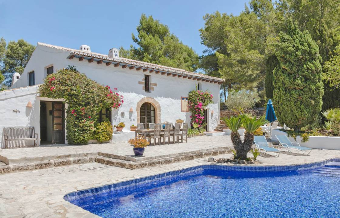 Resale - Country House / Finca - Javea