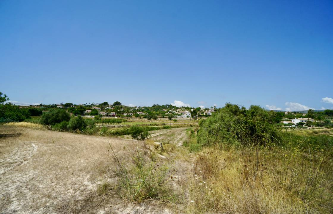 Resale - Plot of Land - Benissa - Paratella