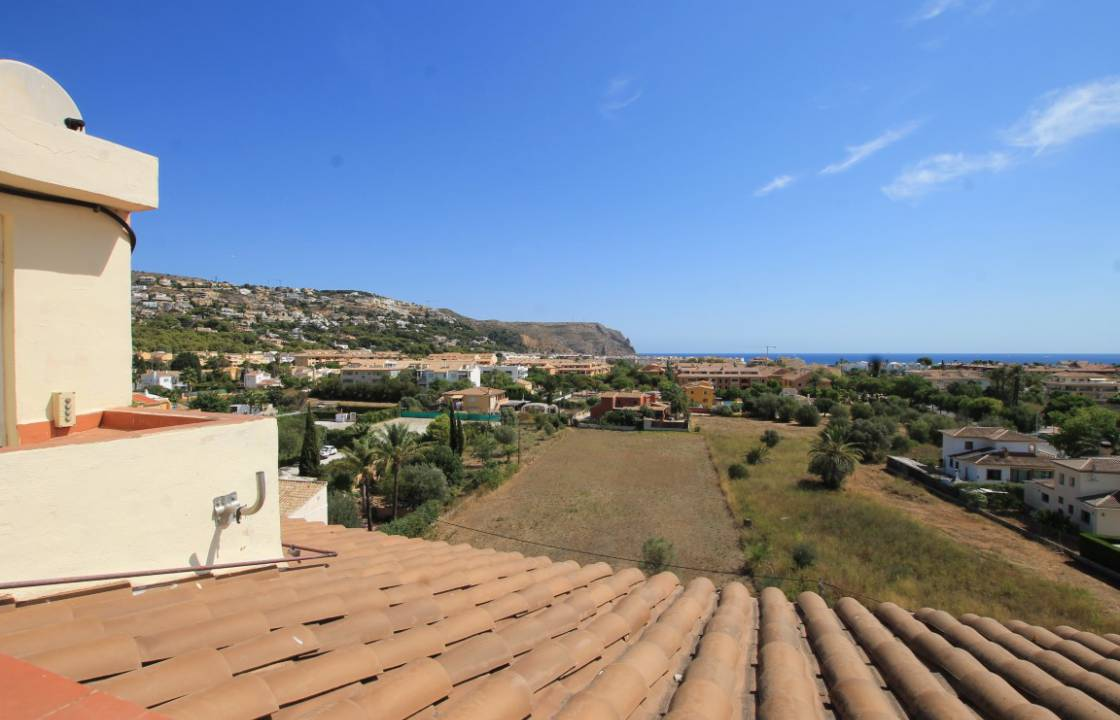 Resale - Apartment - Javea
