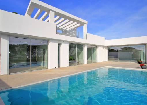 Villa - New Build - Moraira - Solpark