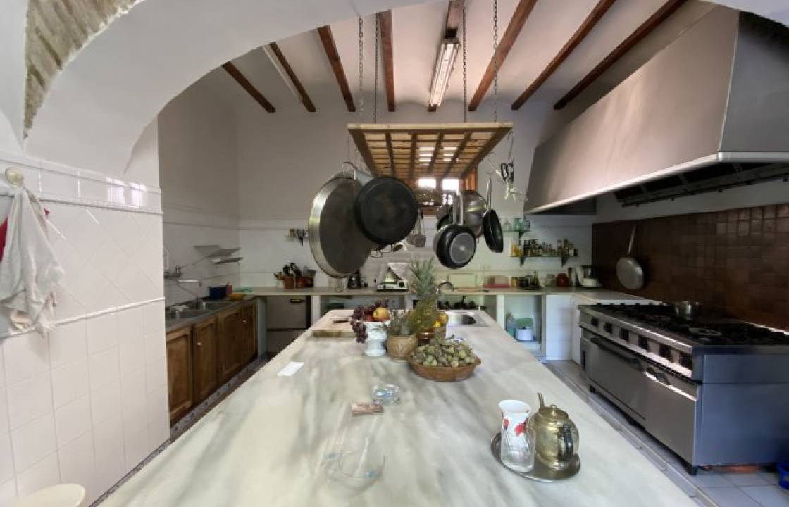 Resale - Country House / Finca - Gandía - Gandia