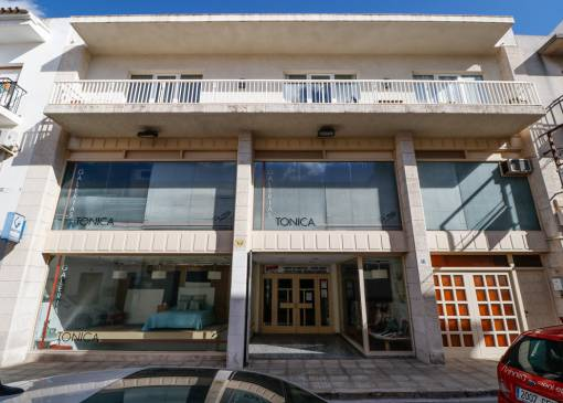 Commercial Premises - Resale - Benissa - Center