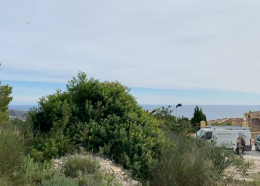 Plot of Land - Resale - Moraira - Benimeit